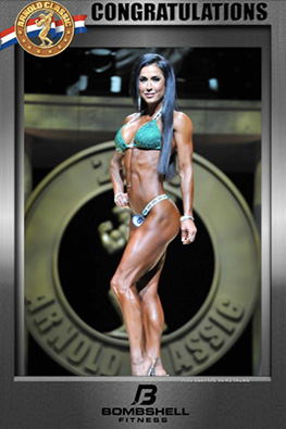 2015 IFBB Arnold Classic