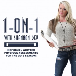 ONE-on-ONE with Shannon Dey